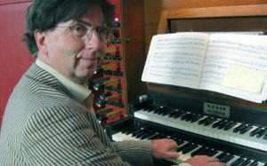 Concert in de Grote Kerk te Brielle, 2009 (foto Inge Buyls)